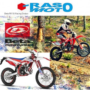 Moto da enduro 50cc Beta Enduro RR Racing Euro4