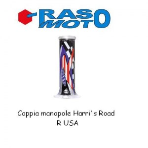 Coppia manopole Harri's Road R USA